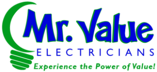 Mr. Value Electricians | Atlanta Electrical Service Logo