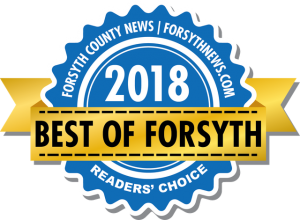 2018 Best of Forsyth Electrical Contractor Award