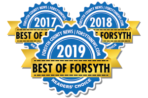 2017 Best of Forsyth Electrical Contractor Award